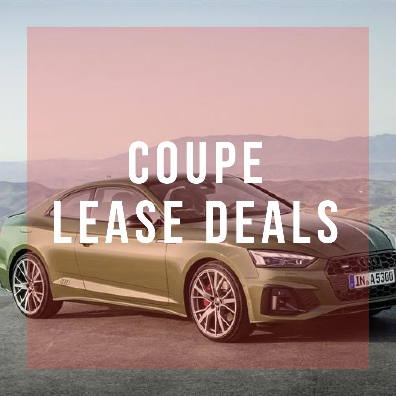 coupe car leasing deals