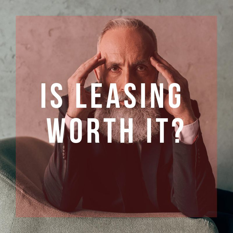 is car leasing worth it