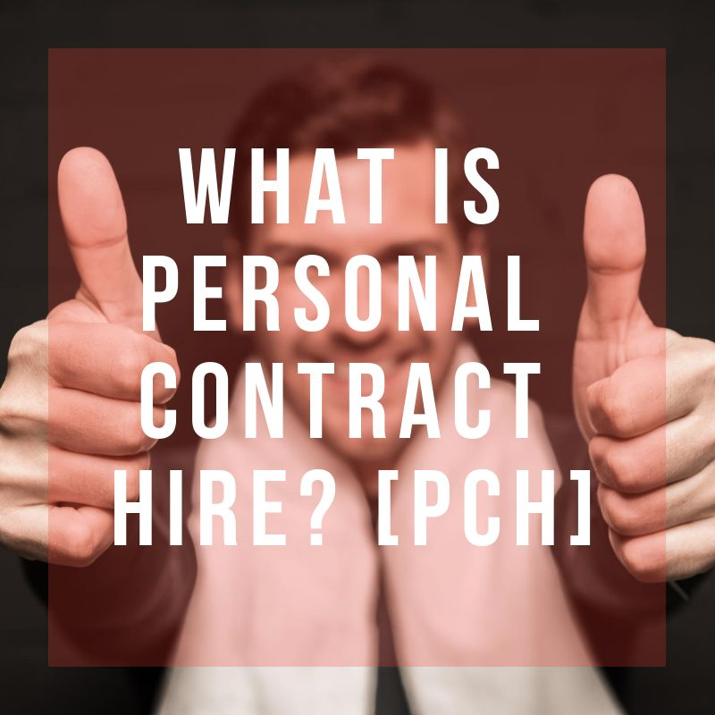 what is personal contract hire