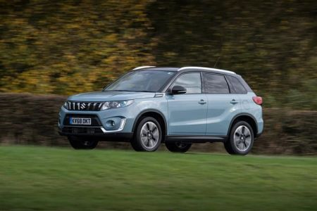 Why Lease a 2021 Suzuki Vitara 'Review'