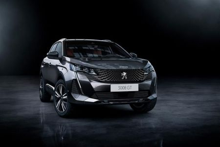 Why lease a 2021 Peugeot 3008 'Review'