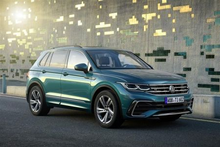 Why lease a 2021 VW Tiguan 'Review'