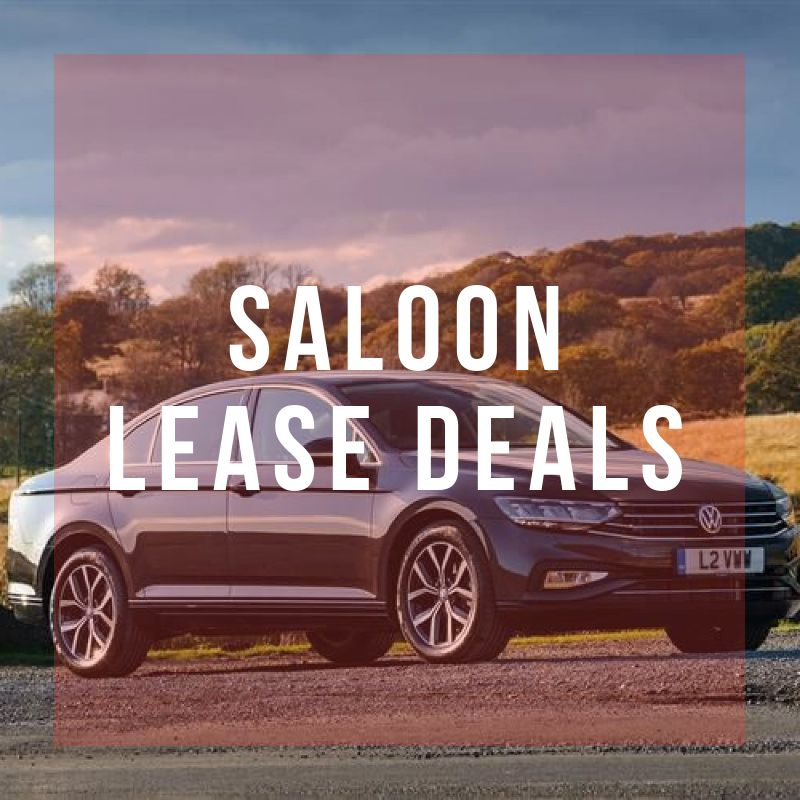 saloon car leasing deals