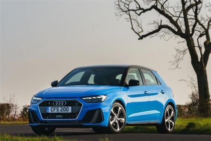 Audi A1 Hatchback 30 Sportback 5Dr 1.0 TFSI 110PS Black Edition 5Dr S Tronic [Start Stop] [Technology]