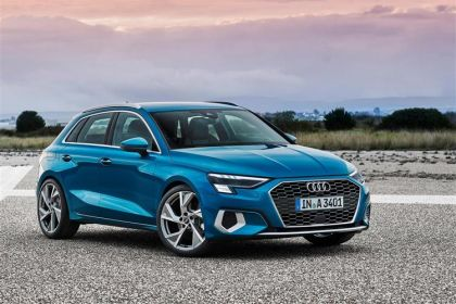 Audi A3 Hatchback 35 Sportback 5Dr 1.5 TFSI 150PS Sport 5Dr Manual [Start Stop]