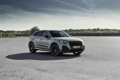 Audi Q2 SUV 35 SUV 5Dr 1.5 TFSI CoD 150PS Black Edition 5Dr S Tronic [Start Stop] [Comfort Sound]
