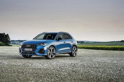 Audi Q3 SUV 35 SUV 5Dr 1.5 TFSI CoD 150PS Sport 5Dr Manual [Start Stop] [Comfort Sound]