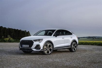 Audi Q3 SUV 35 SUV quattro 5Dr 2.0 TDI 150PS Sport 5Dr Manual [Start Stop]