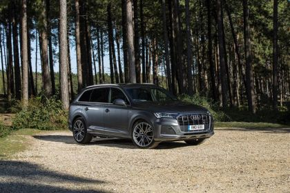 Audi Q7 SUV 60 SUV quattro 5Dr 3.0 TFSIe V6 PHEV 17.9kWh 462PS Competition 5Dr Tiptronic [Start Stop] [Comfort Sound]