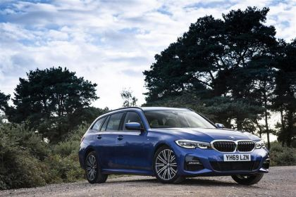 BMW 3 Series Estate 318 Touring 2.0 i 156PS M Sport 5Dr Auto [Start Stop]