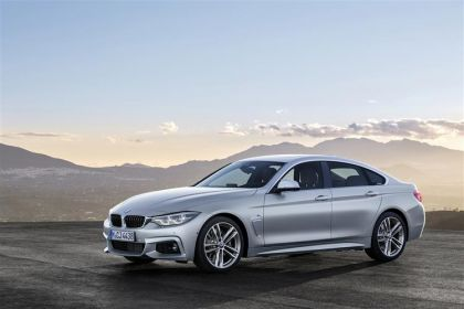 BMW 4 Series Hatchback 420 Gran Coupe 2.0 i 184PS Sport 5Dr Auto [Start Stop]