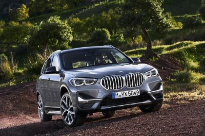 BMW X1 SUV sDrive20 SUV 2.0 i 178PS M Sport 5Dr DCT [Start Stop]