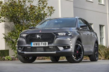 DS Automobiles DS 7 SUV Crossback SUV 5Dr 1.6 PureTech 180PS Prestige 5Dr EAT8 [Start Stop]