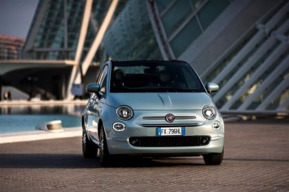 Fiat 500 Convertible C Convertible 1.0 MHEV 70PS Star 2Dr Manual [Start Stop]