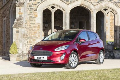 Ford Fiesta Hatchback Hatch 5Dr 1.0 T EcoBoost 95PS ST-Line Edition 5Dr Manual [Start Stop]
