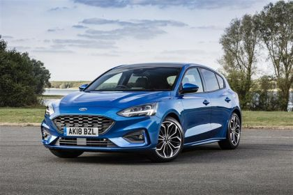 Ford Focus Hatchback Hatch 5Dr 1.0 T EcoBoost MHEV 125PS Titanium X Edition 5Dr Manual [Start Stop]