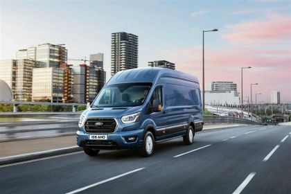 Ford Transit Van Medium Roof 350 L2 2.0 EcoBlue MHEV FWD 130PS Trend Van Medium Roof Manual [Start Stop]