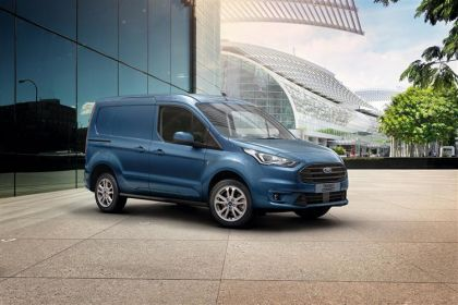 Ford Transit Connect Van 220 L1 1.5 EcoBlue FWD 120PS Trend Van Auto [Start Stop]