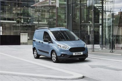 Ford Transit Courier Van N1 1.0 EcoBoost FWD 100PS Sport Van Manual [Start Stop]