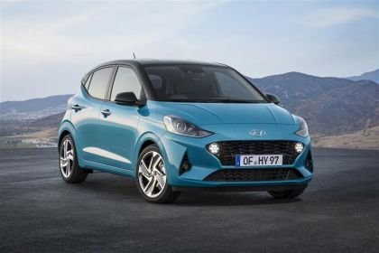 Hyundai i10 Hatchback Hatch 5Dr 1.0  67PS Premium 5Dr Auto [Start Stop] [Tech]