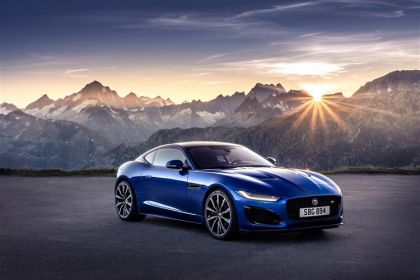 Jaguar F-TYPE Coupe Coupe 5.0 V8 450PS R-Dynamic 2Dr Auto [Start Stop]