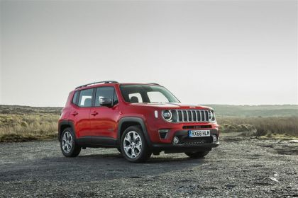 Jeep Renegade SUV SUV 1.3 GSE T4 150PS Limited 5Dr DDCT [Start Stop]