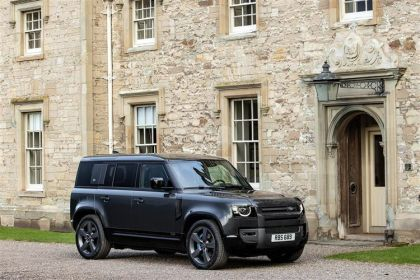 Land Rover Defender SUV 90 SUV 3Dr 2.0 P 300PS X-Dynamic S 3Dr Auto [Start Stop] [5Seat]