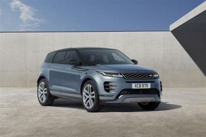 Land Rover Range Rover Evoque SUV SUV 5Dr FWD 2.0 D 150PS S 5Dr Manual [Start Stop]