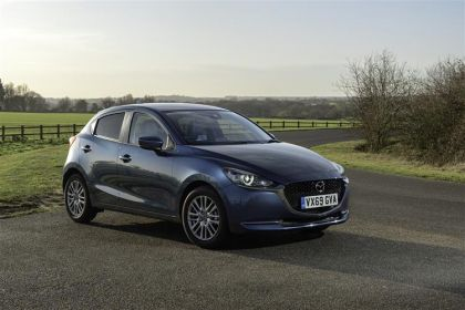 Mazda Mazda2 Hatchback Hatch 5Dr 1.5 SKYACTIV-G MHEV 75PS SE-L 5Dr Manual [Start Stop]