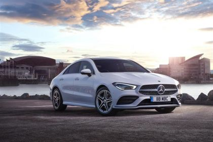 Mercedes-Benz CLA Saloon CLA180 Coupe 4Dr 1.3  136PS AMG Line 4Dr 7G-DCT [Start Stop]