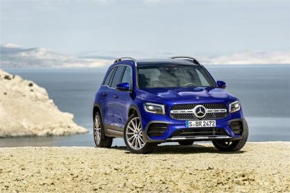 Mercedes-Benz GLB SUV GLB200 SUV 4MATIC 2.0 d 150PS AMG Line Premium 5Dr G-Tronic [Start Stop]