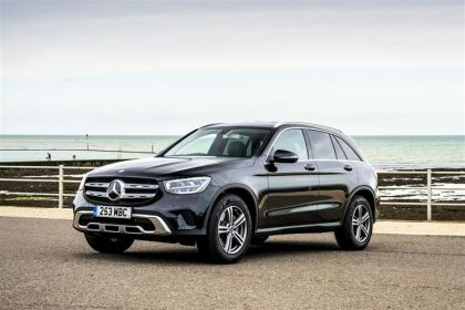 Mercedes-Benz GLC SUV GLC300 SUV 4MATIC 2.0 d 245PS AMG Line Premium Plus 5Dr G-Tronic+ [Start Stop]