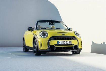 MINI Convertible Convertible Cooper S 2.0  178PS Exclusive 2Dr Manual [Start Stop] [Nav]