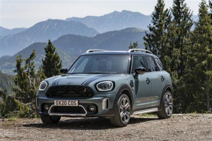 MINI Countryman SUV Cooper S 2.0  178PS Exclusive 5Dr Steptronic [Start Stop] [Comfort]