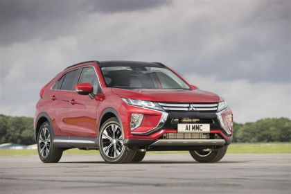 Mitsubishi Eclipse Cross SUV SUV 1.5 T 163PS Design SE 5Dr CVT [Start Stop]