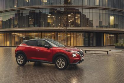 Nissan Juke SUV SUV 1.0 DIG-T 114PS N-Connecta 5Dr Manual [Start Stop]
