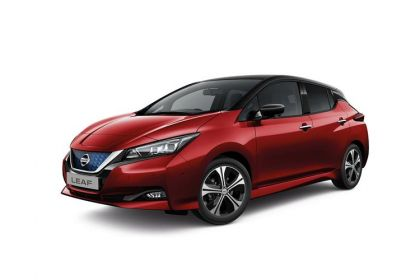Nissan Leaf Hatchback Hatch 5Dr Elec 40kWh 110KW 150PS N-Connecta 5Dr Auto