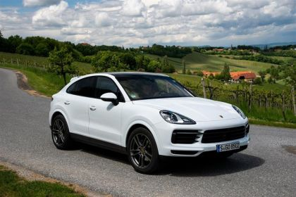Porsche Cayenne Coupe Coupe 4wd 4.0 T V8 460PS GTS 5Dr Tiptronic [Start Stop]