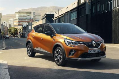 Renault Captur SUV SUV 1.6 E-TECH PHEV 9.8kWh 160PS S Edition 5Dr Auto [Start Stop] [Bose]