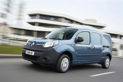 Renault Kangoo Crew Van Maxi LL21 1.5 dCi ENERGY FWD 95PS Business Cab Crew Van Manual [Start Stop]