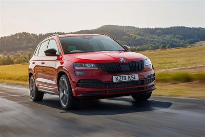 Skoda Karoq SUV SUV 1.0 TSi 110PS SE Technology 5Dr Manual [Start Stop]