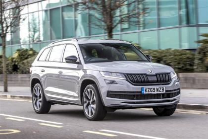 Skoda Kodiaq SUV SUV 1.5 TSi ACT 150PS SE Drive 5Dr Manual [Start Stop] [7Seat]
