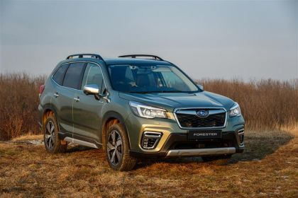 Subaru Forester SUV SUV 2.0 e-Boxer 150PS XE 5Dr Lineartronic [Start Stop]