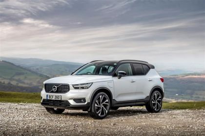 Volvo XC40 SUV SUV 1.5 T3 163PS Inscription Pro 5Dr Manual [Start Stop]