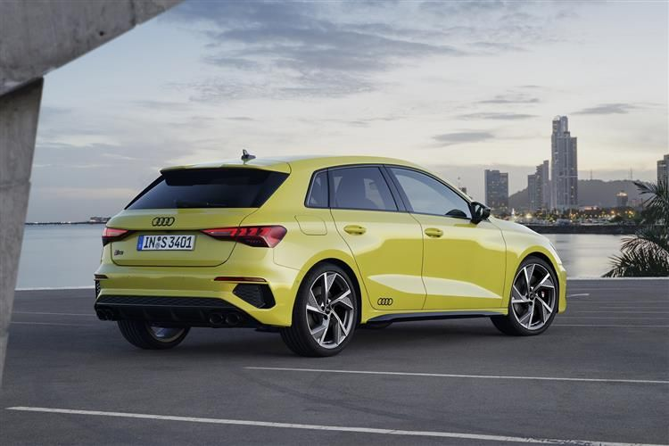 Audi A3 Saloon Lease Deal