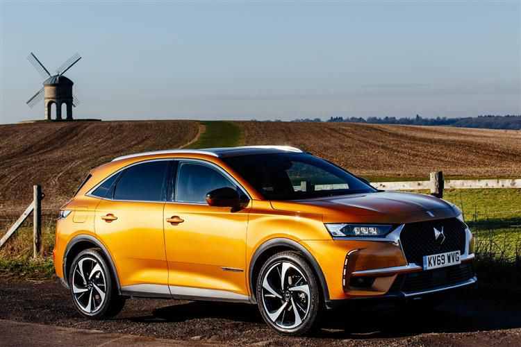 DS Automobiles DS 7 Crossback SUV 5Dr 1.2 PureTech 130PS Performance Line 5Dr Manual [Start Stop]