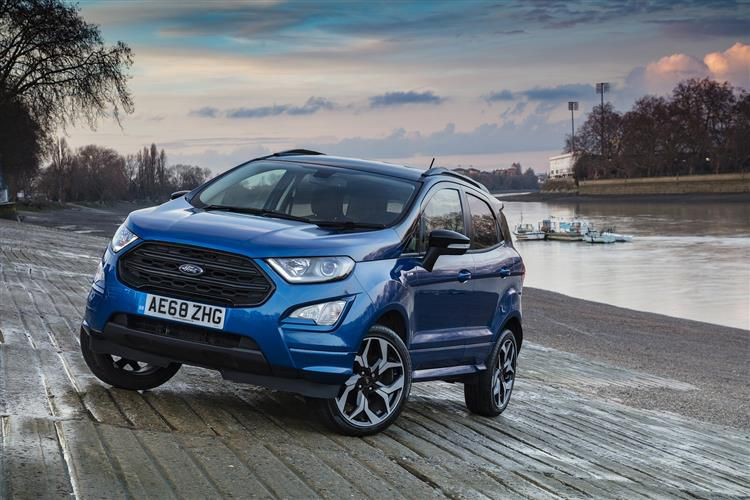 Ford EcoSport SUV 2WD 1.0 T EcoBoost 125PS Active 5Dr Manual [Start Stop]