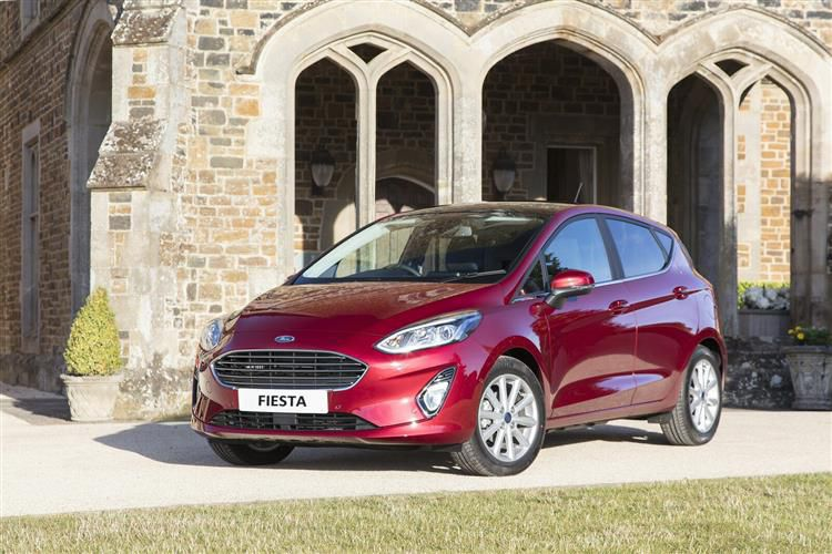 Ford Fiesta Hatch 3Dr 1.0 T EcoBoost MHEV 155PS ST-Line Edition 3Dr Manual [Start Stop]