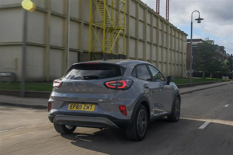 Ford Puma SUV 1.0 T EcoBoost MHEV 155PS ST-Line 5Dr Manual [Start Stop]
