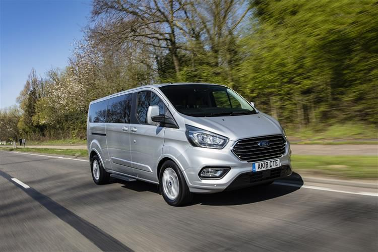 Ford Tourneo Custom 320 L1 M1 2.0 EcoBlue FWD 130PS Active Minibus Manual [Start Stop] [8Seat]